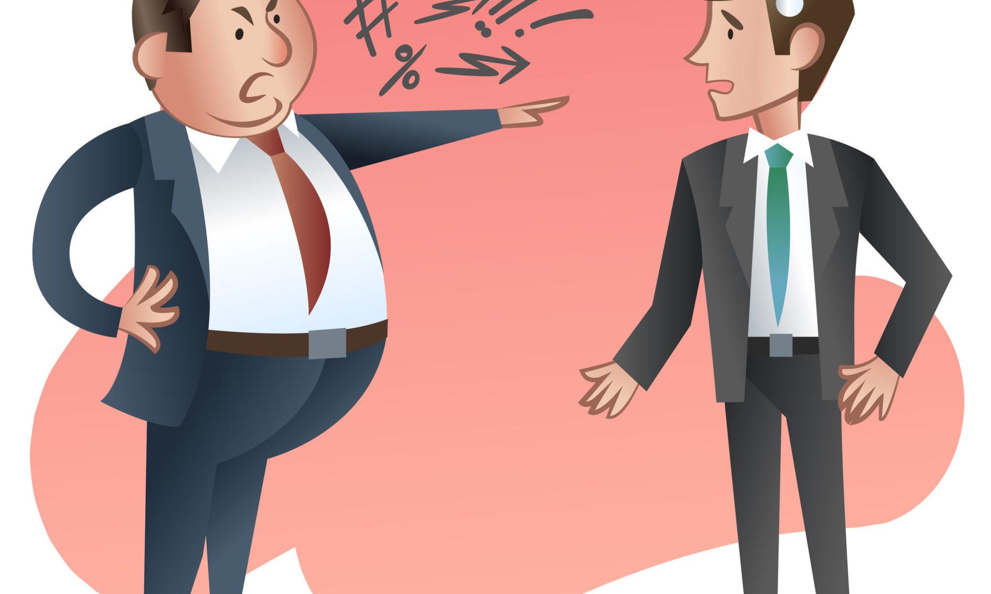 business employment disputes